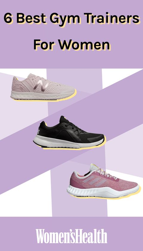 Best Gym Trainers  6 Styles Chosen by Workout c26bbc8fd