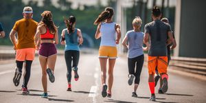 Best half marathon UK