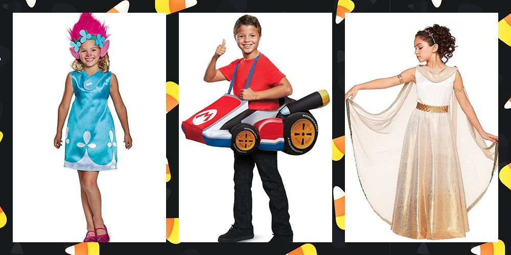 image  sc 1 st  Redbook & 20 Best Halloween Costume Ideas for Kids 2018 - Cute Costumes for ...