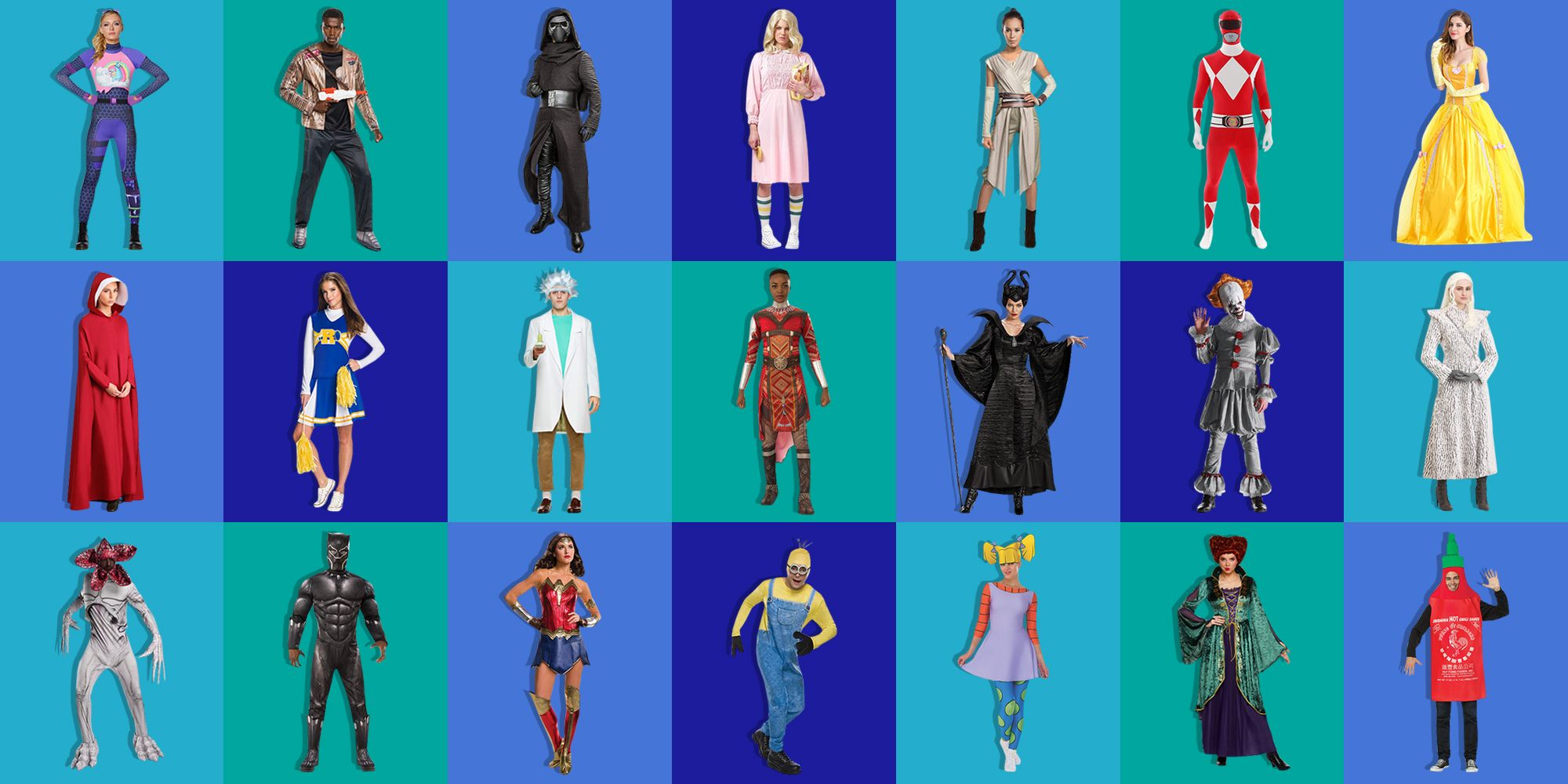 Halloween 2020 Characters 40 Best Halloween Costumes of 2020   Halloween Costume Ideas for