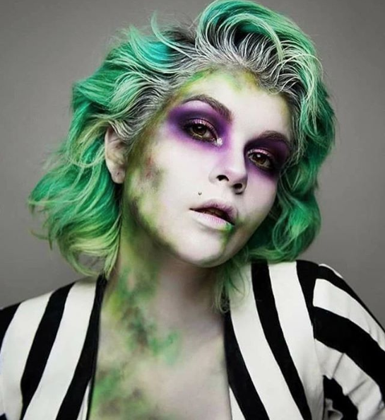 30 Halloween Makeup Ideas , Makeup Looks for Halloween