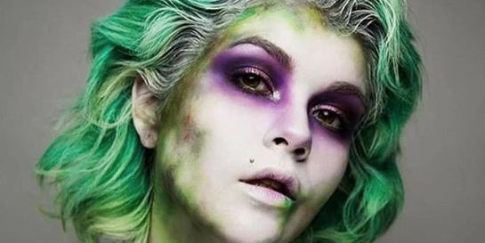Beetlejuice Girl Makeup Ideas Saubhaya Makeup
