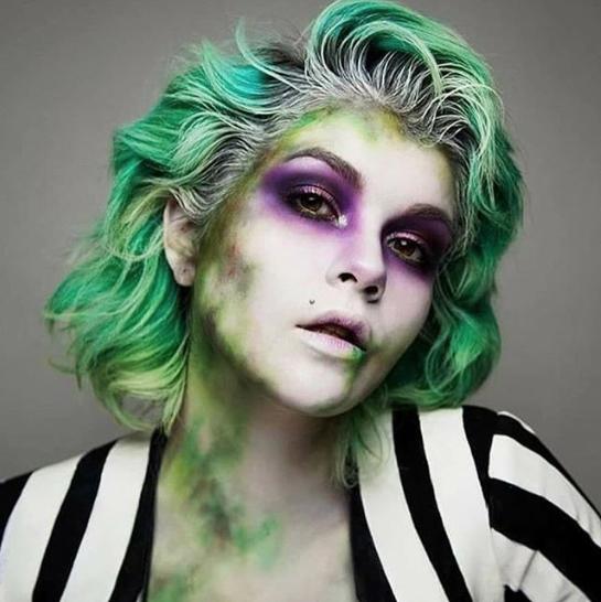 30 Halloween Makeup Ideas - Makeup