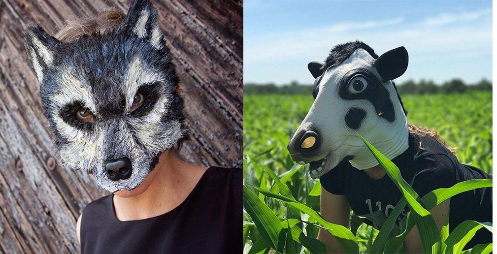 Sequels Mask Eye Holes | Asdela