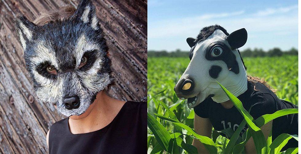 25 Best Halloween Masks That Will Entertain All Your Friends
