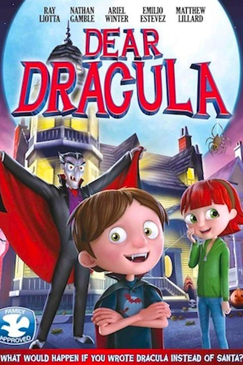 halloween movies for kids dear dracula