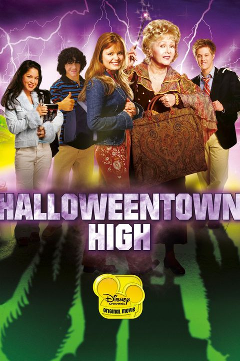 best halloween movies for kids halloweentown high