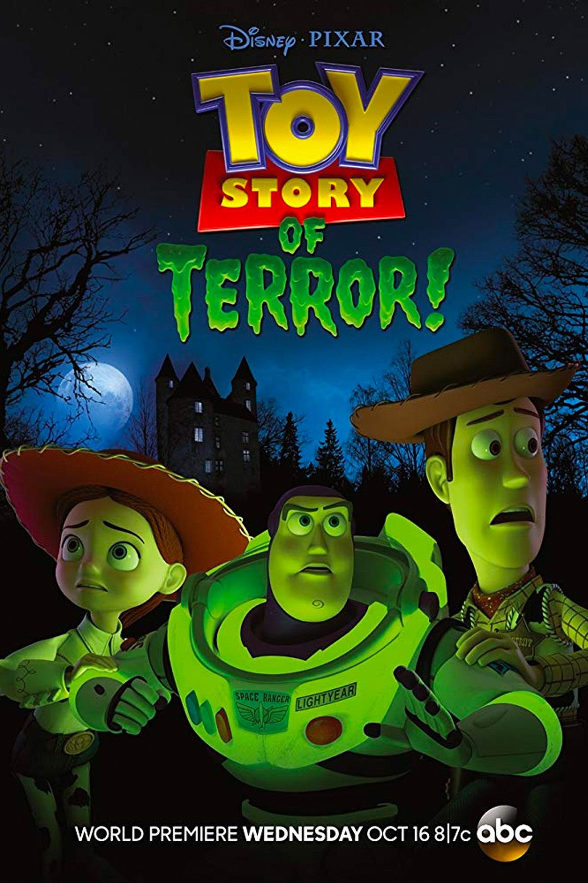 best halloween movies for kids toy story of terror