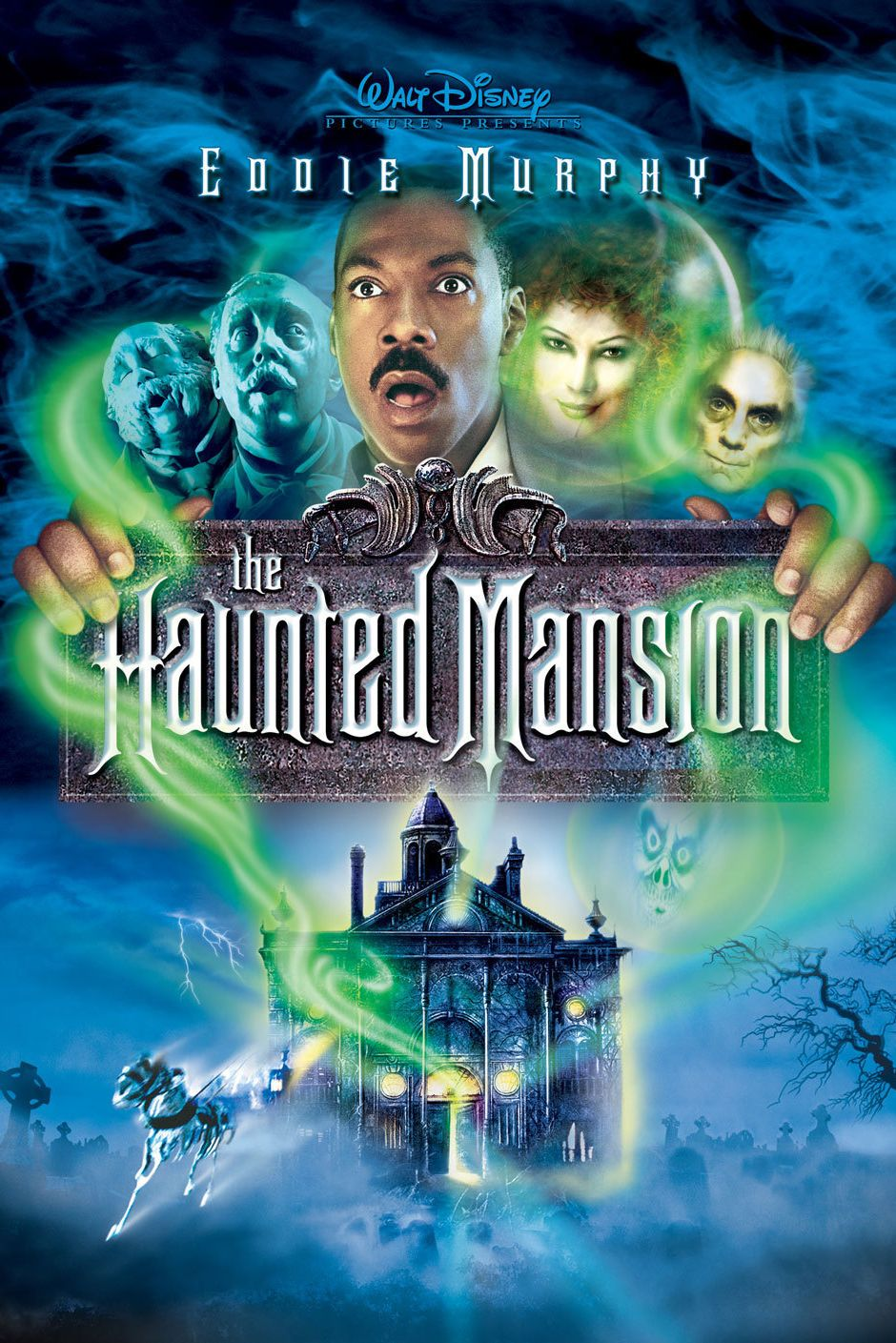 best halloween movies the haunted mansion