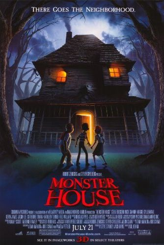 best halloween movies monster house