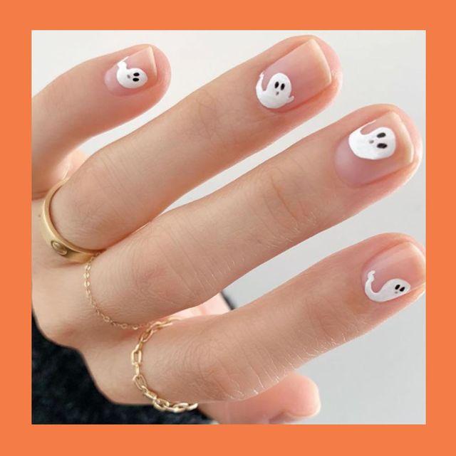 best halloween nail art ideas