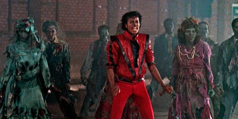 halloween party songs michael jackson thriller
