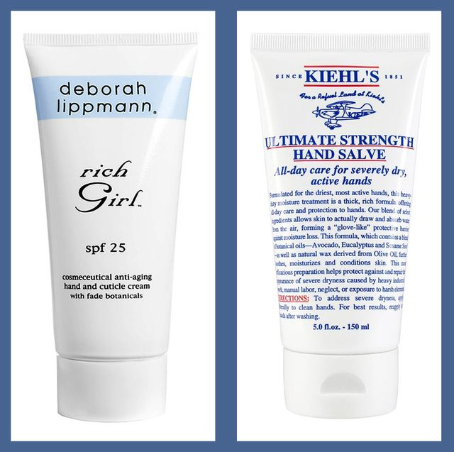 best hand creams for dry cracked skin