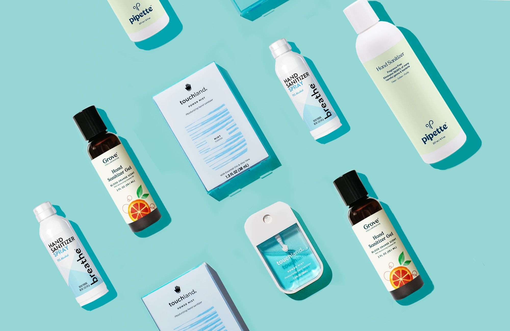 15 Best Hand Sanitizers Sprays And Gels 2021 According To Experts