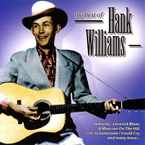 best hank williams songs lovesick blues