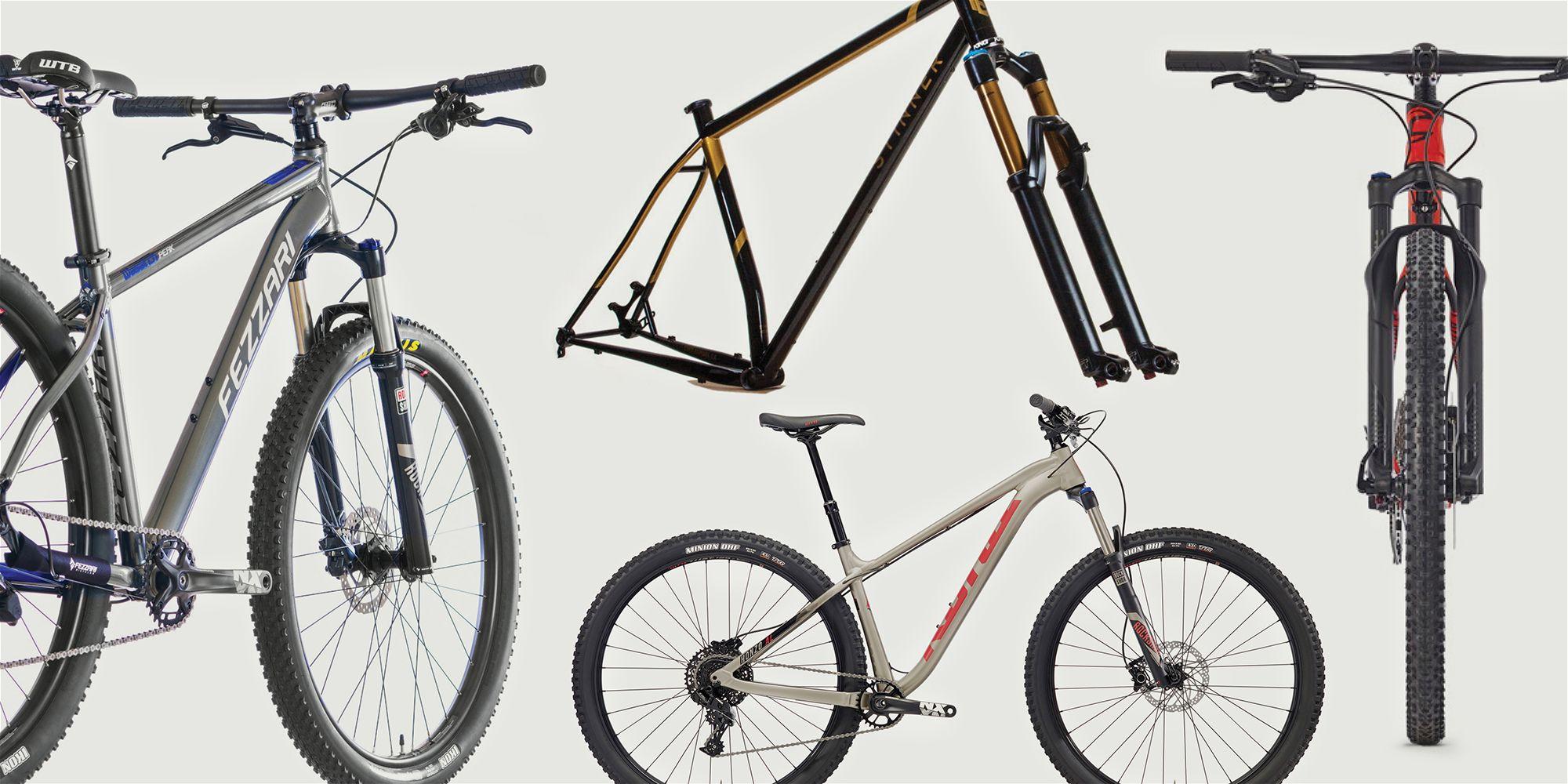 Hardtail Mountain Bikes - Trail Bikes 2018