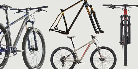 Best Mountain Bikes >> Hardtail Mountain Bikes Best Trail Bikes 2019