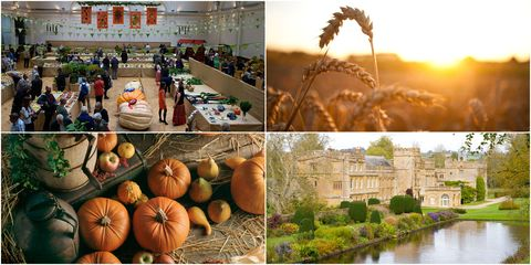 8 Of The Best Uk Harvest Festivals In Autumn 2018 Festival