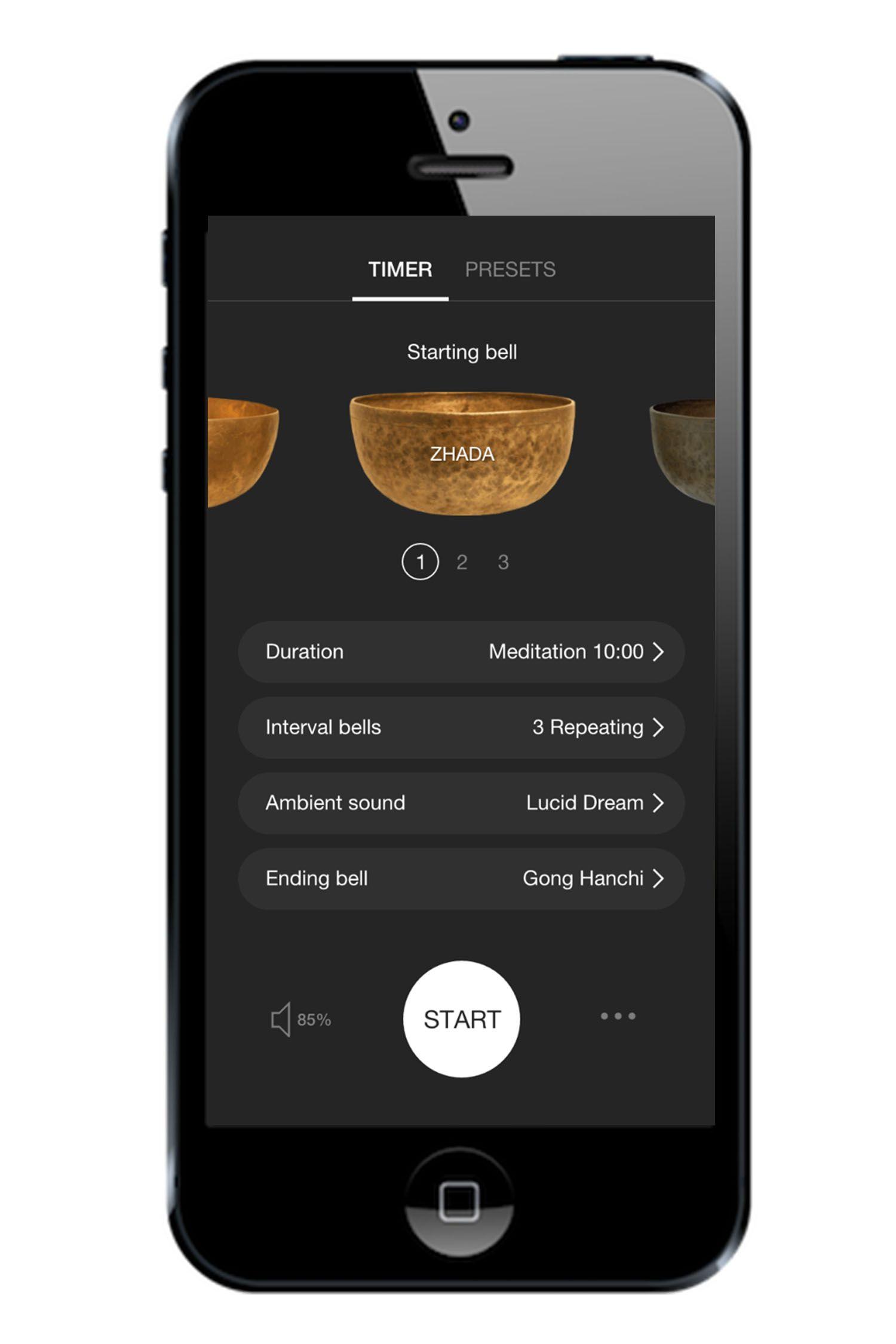 Insight Timer Health App