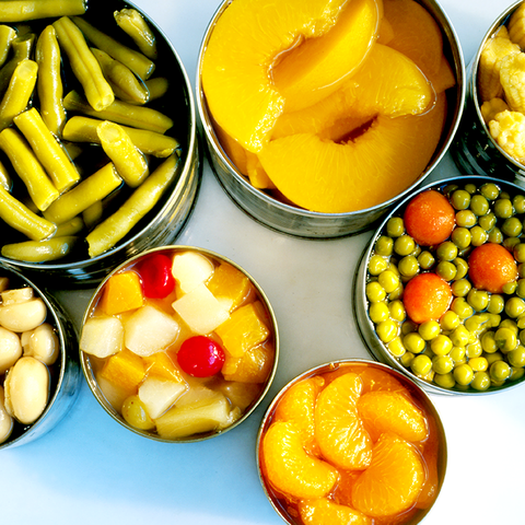 Non-Perishable Foods that Store Easily