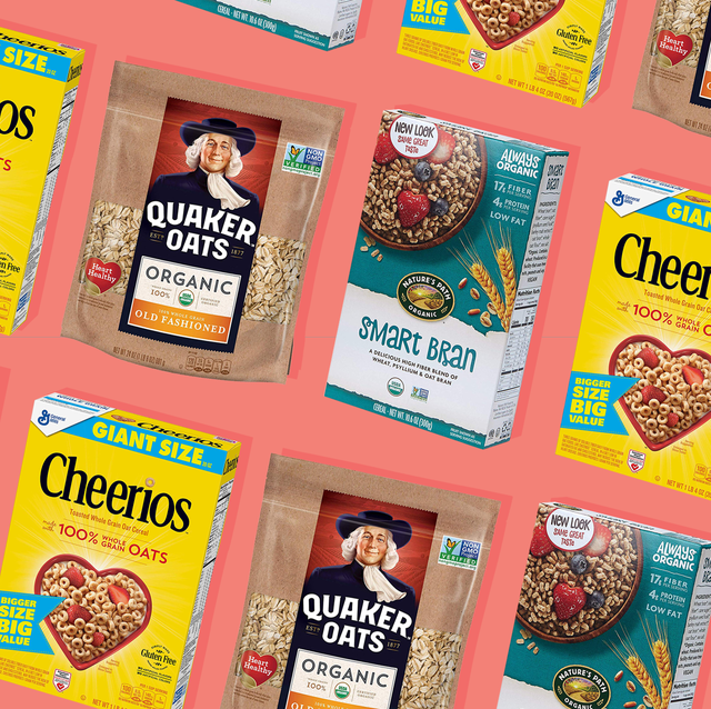 10 Best Healthy Cereals, Per Dietitians