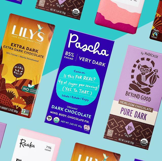 best healthy dark chocolate bars to buy online