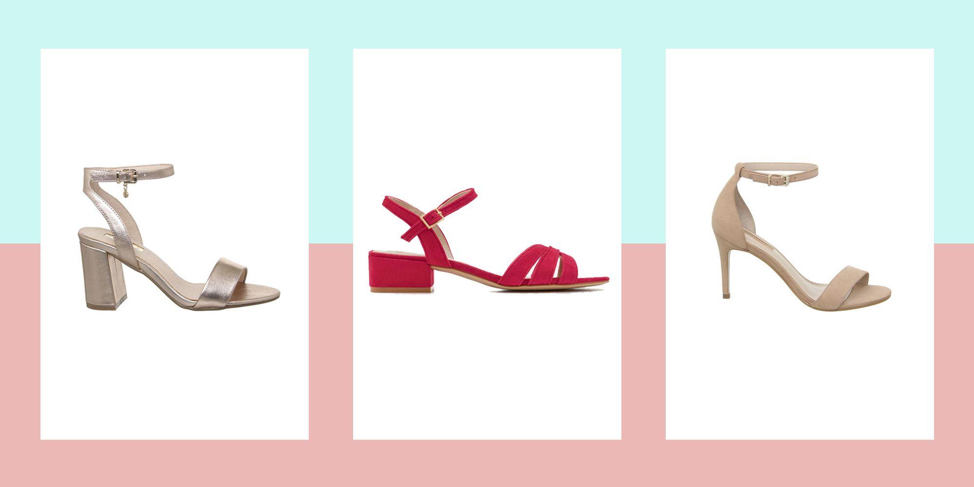 Summer Heeled For Sandals Heeled Sandals Best b7yYf6g