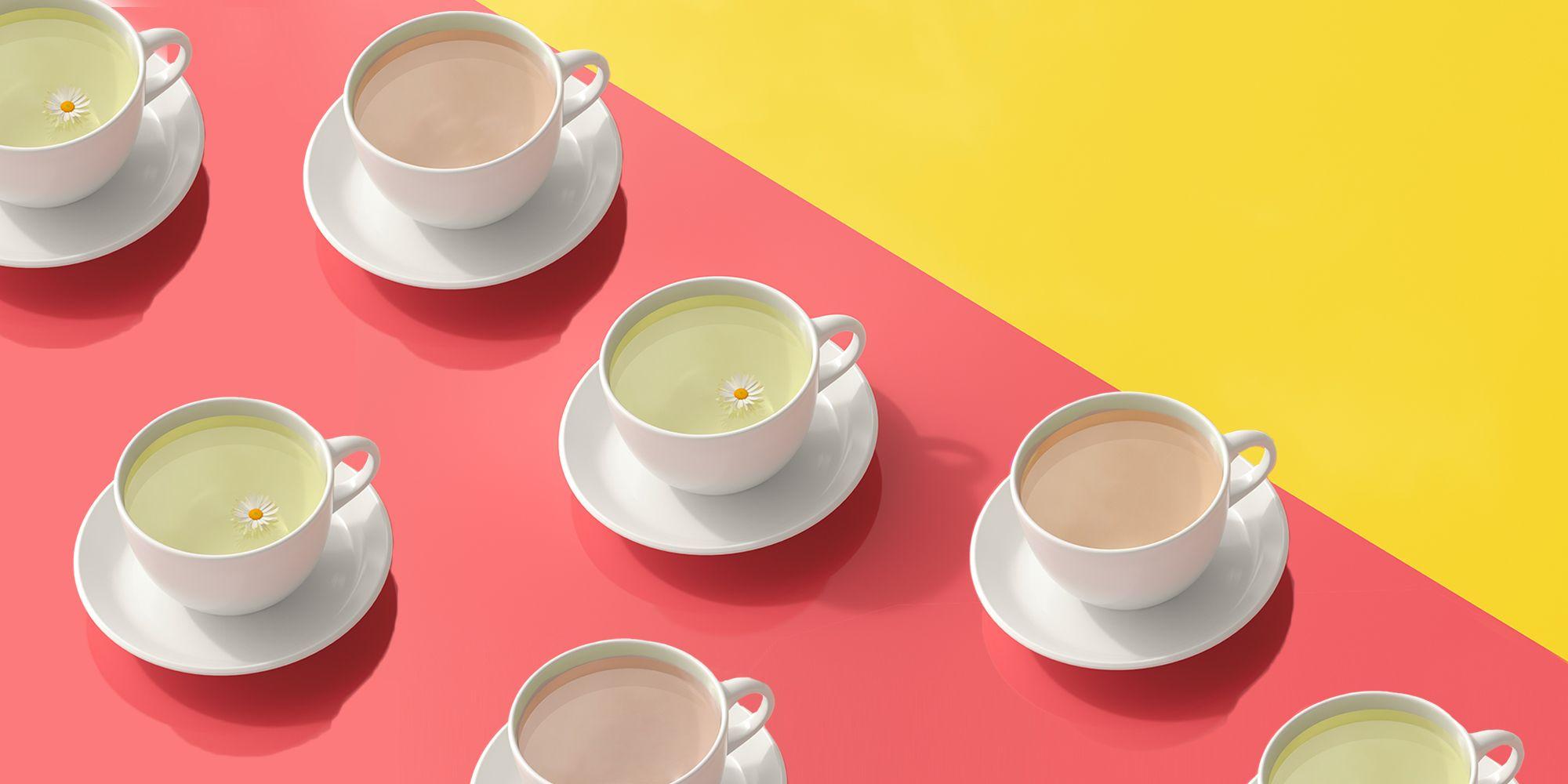 These Powerful Herbal Teas Will Help Kickstart Your Wellness Goals