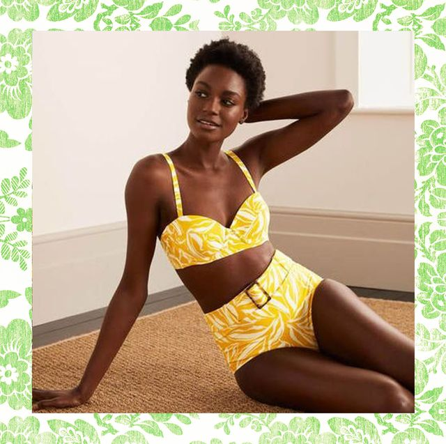 high waisted swimsuit cupshe boden
