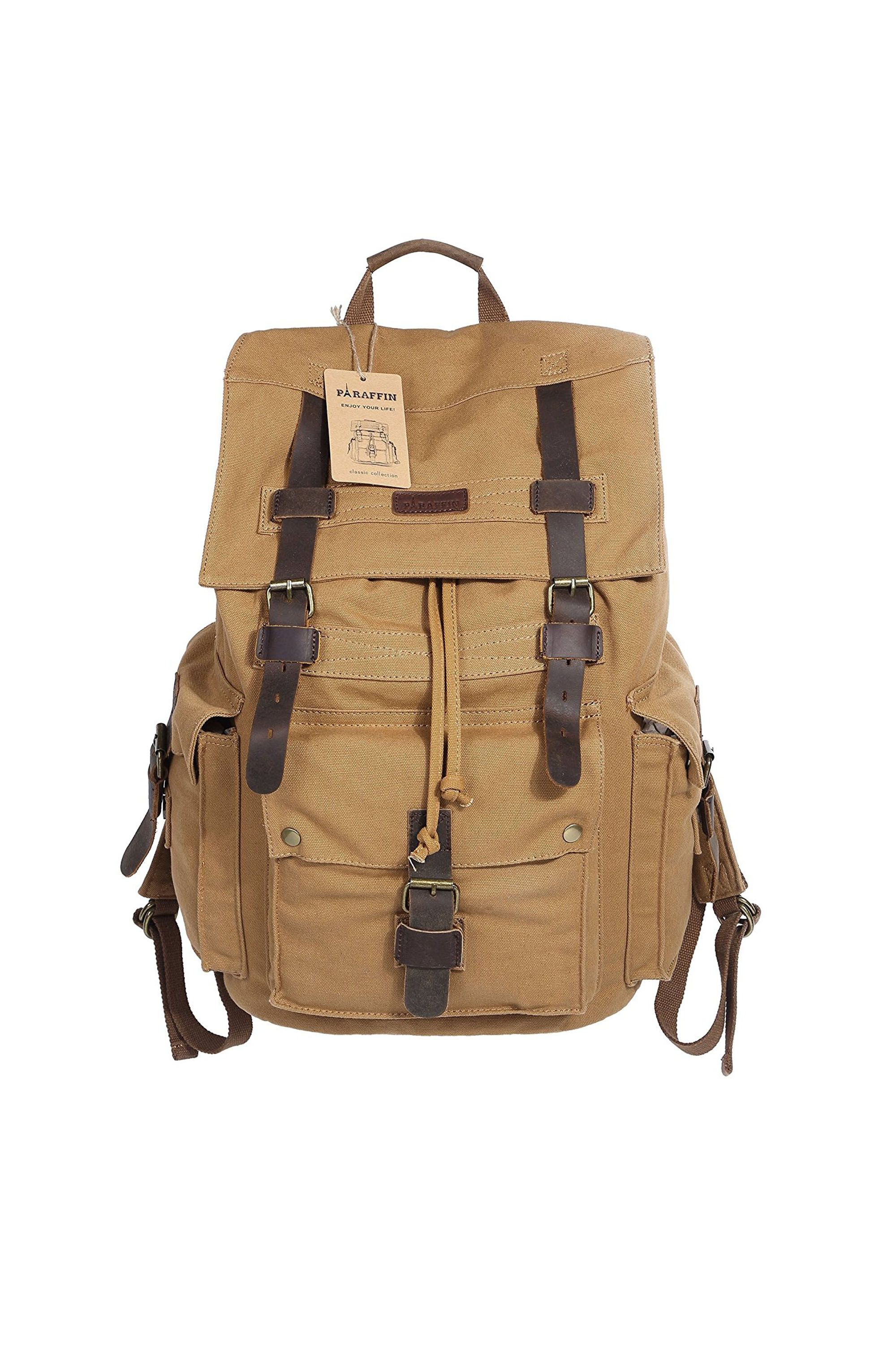 1f72b13abc North Face Backpack Canvas   Building Materials Bargain Center