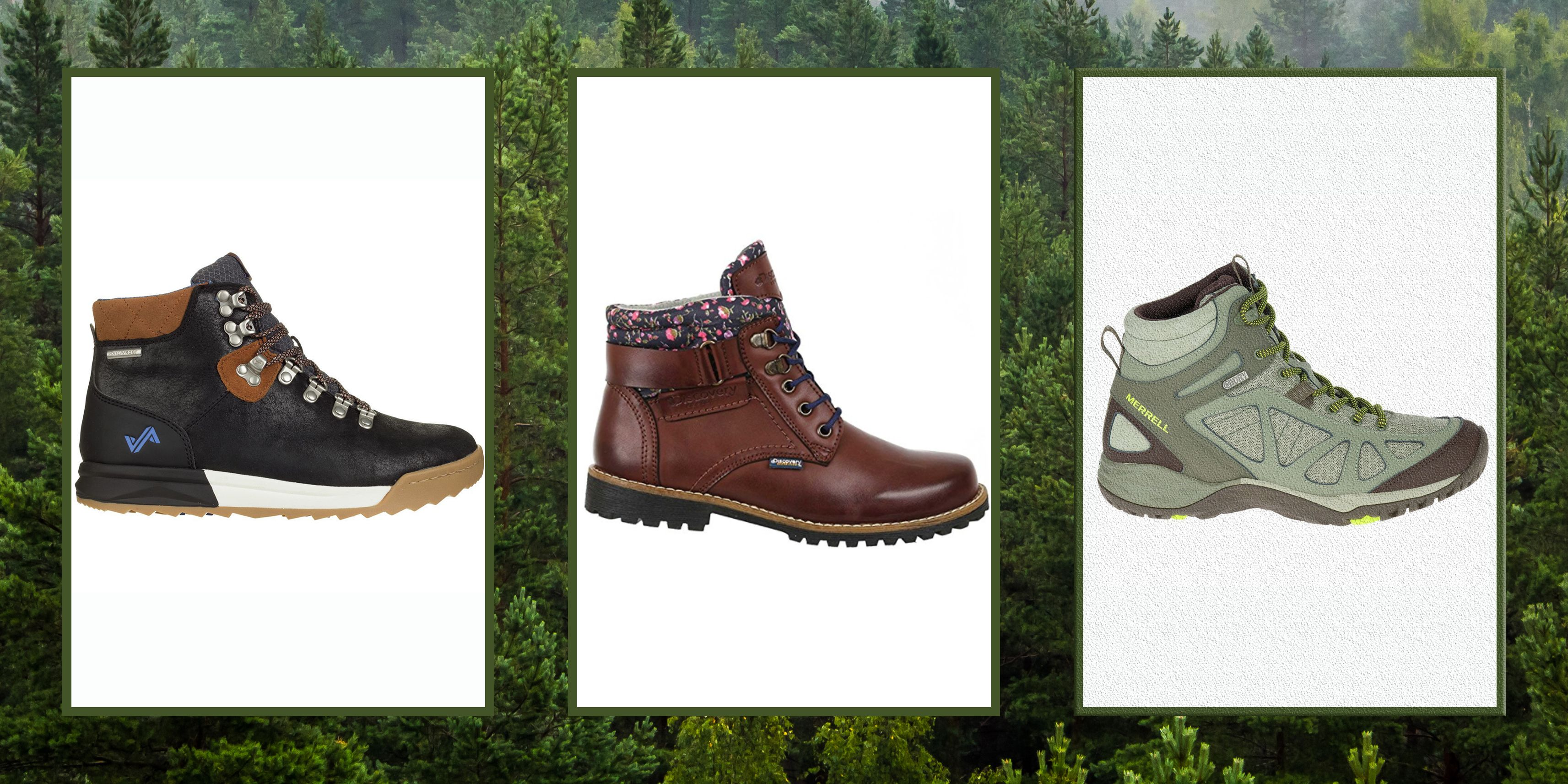 10 Best Hiking Boots for Women - Top