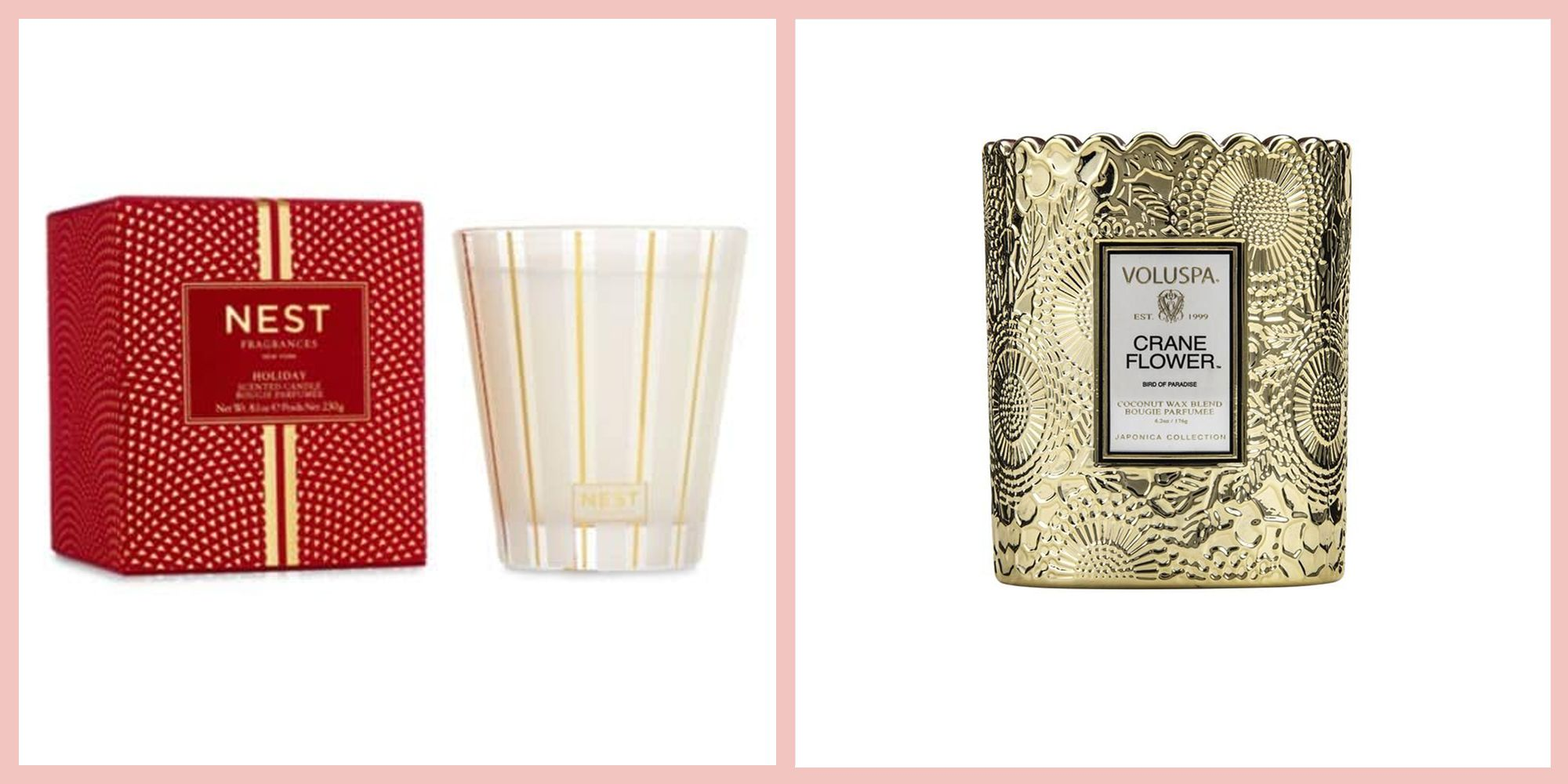 25+ Scented Candles to Get Your Home Ready for the Holidays