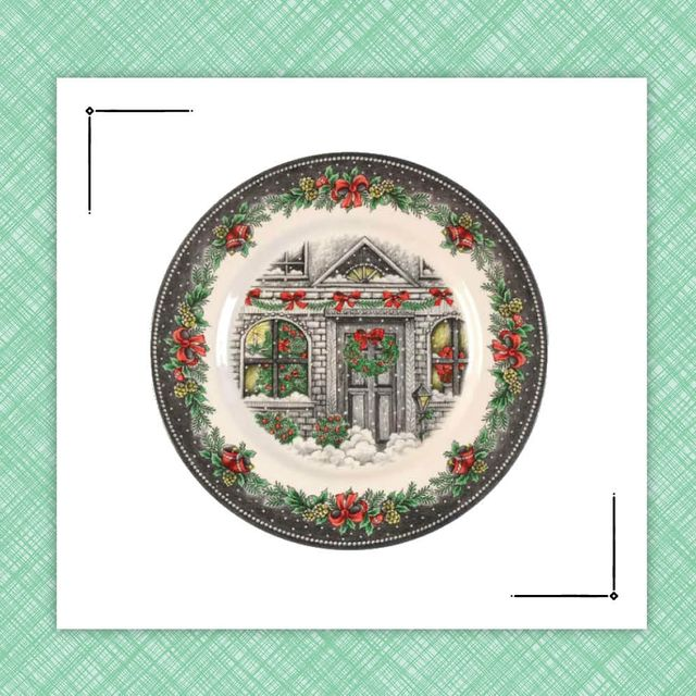 holiday china for your table