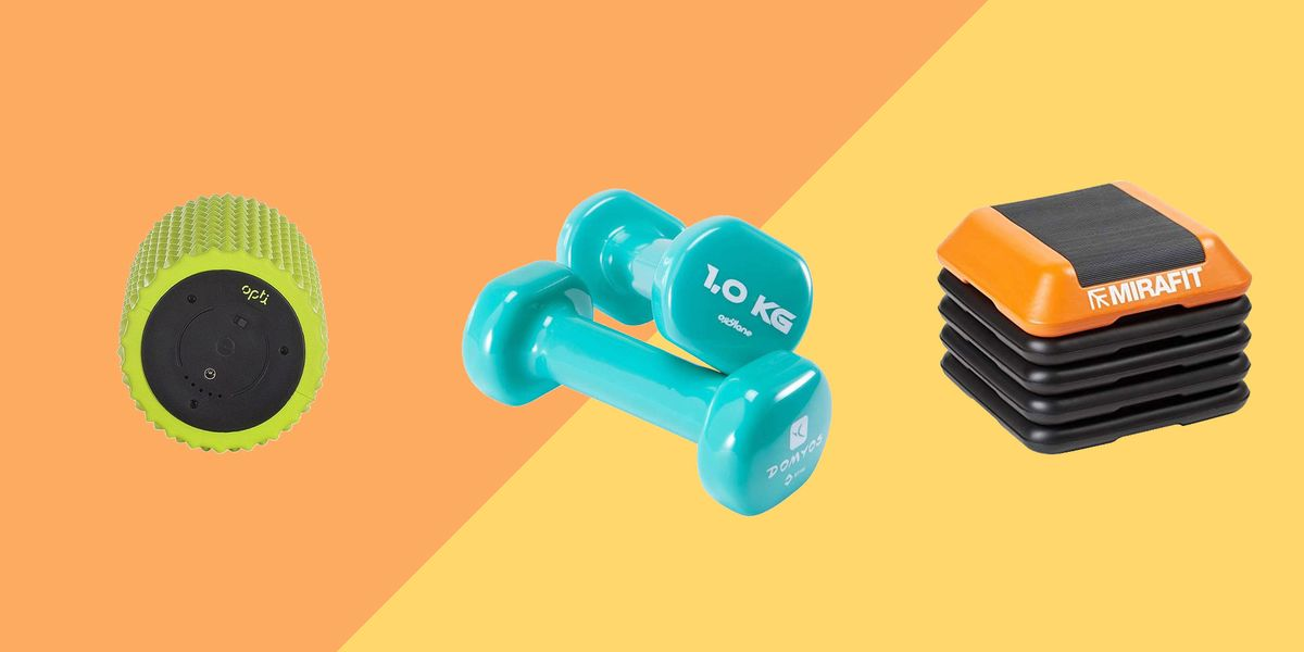 13 pieces of home gym equipment to keep up your fitness levels