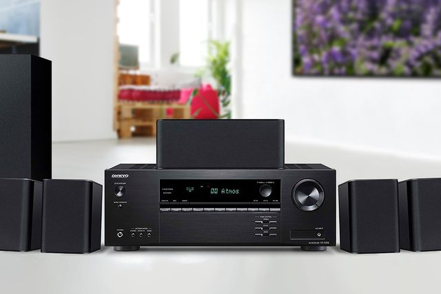 onkyo hts3910 home theater package