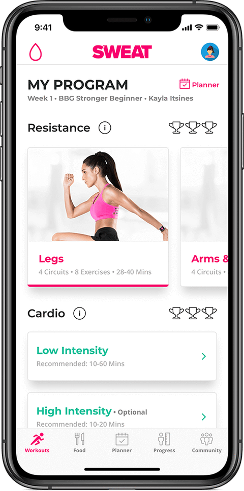 18 Best Workout Apps 2020 At Home Exercise Apps