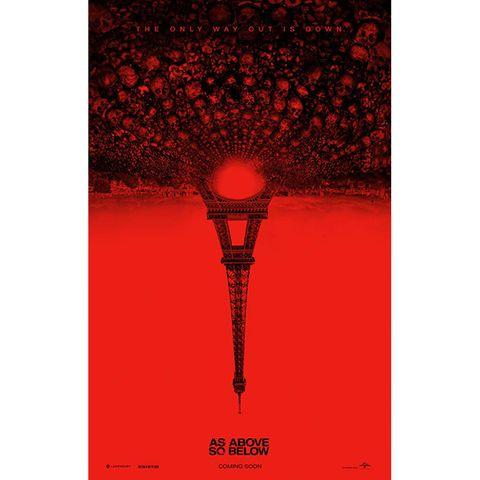 best horror movies on netflix - as above, so below