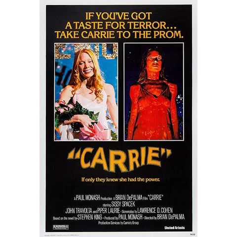 best horror movies on netflix - carrie