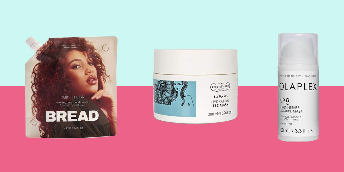 20 best hydrating hair masks for every hair type