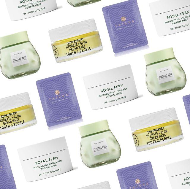 best hydrating and moisturizing face masks