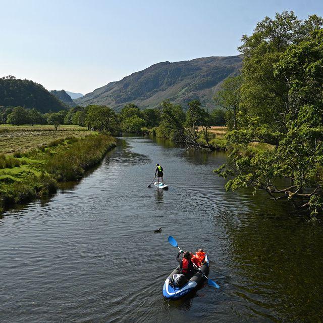 best inflatable kayaks uk