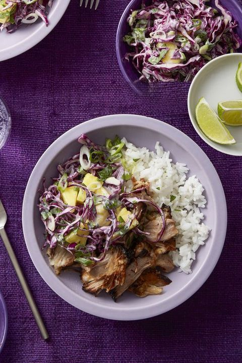 best-instant-pot-recipes-honey-lime-pork-pineapple-slaw