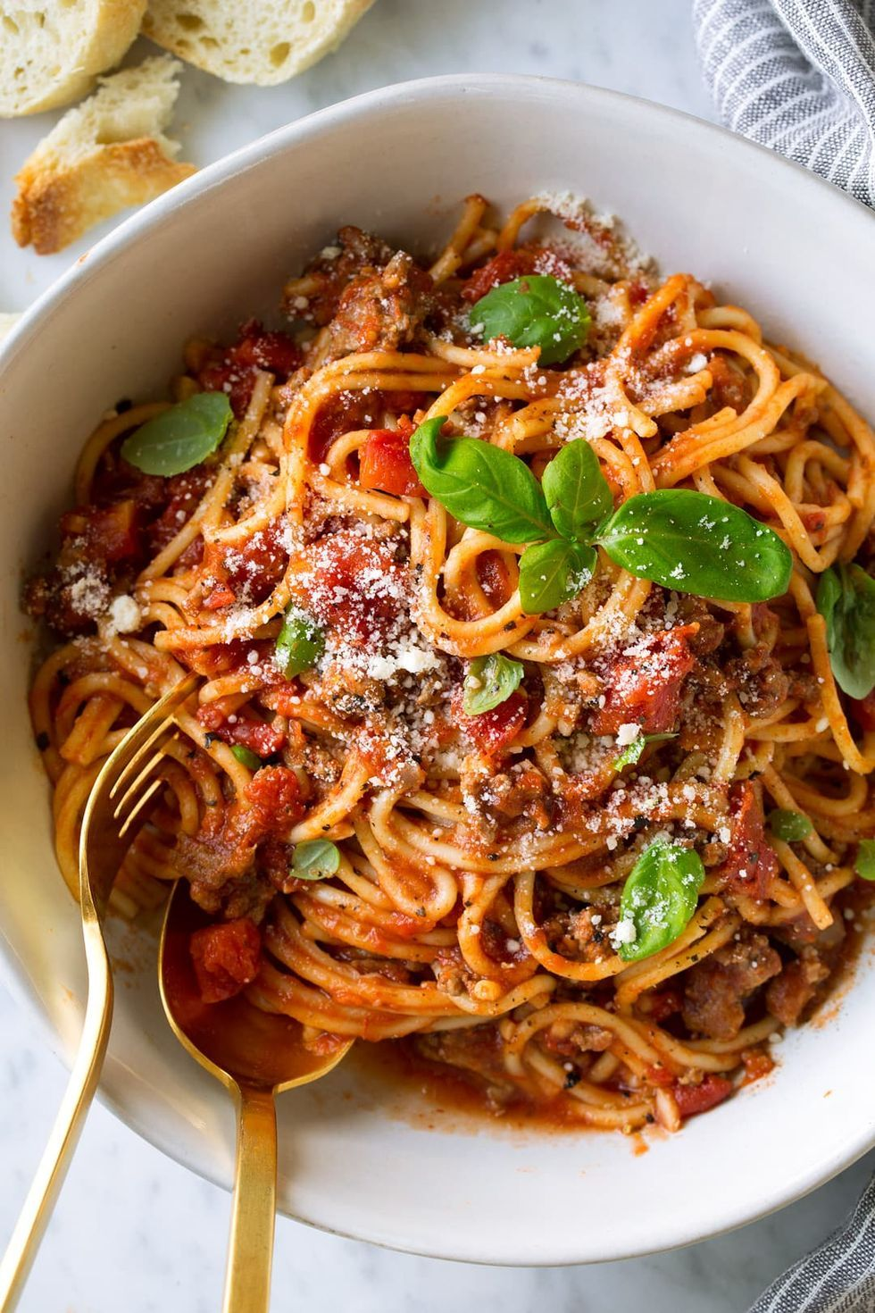 best instant pot recipes spaghetti