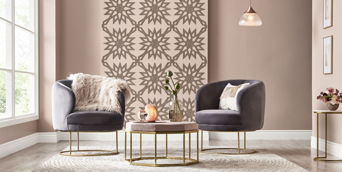 Interesting Living Room Paint Color Ideas: 10 Best Interior Paint Brands 2019