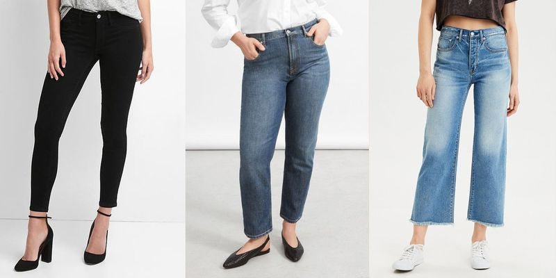 bfdbd87ceed3f5 24 of the Best Women's Jeans in Every Style — Best Denim for Women 2019