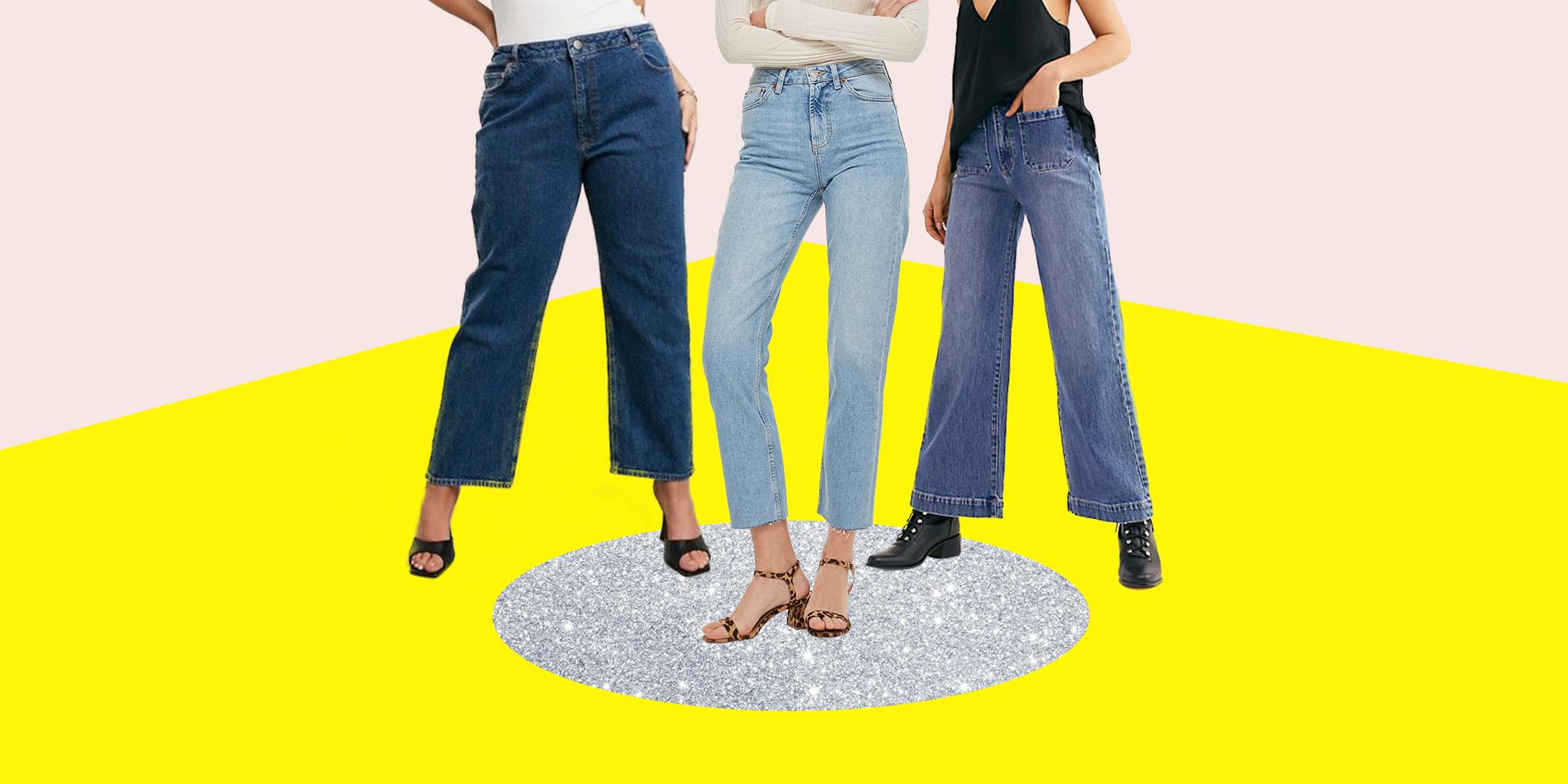NEW Plus Size Womens Indigo Blue Skinny Stretch Jeans Ripped Slim 16 18 20 22 24