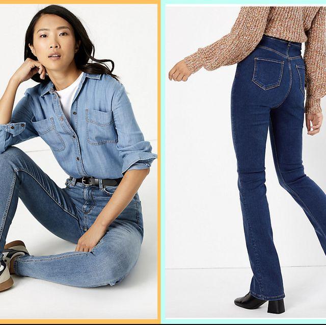 best jeans marks & spencer