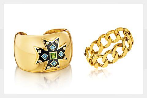 verdura, bracelet, jewelry