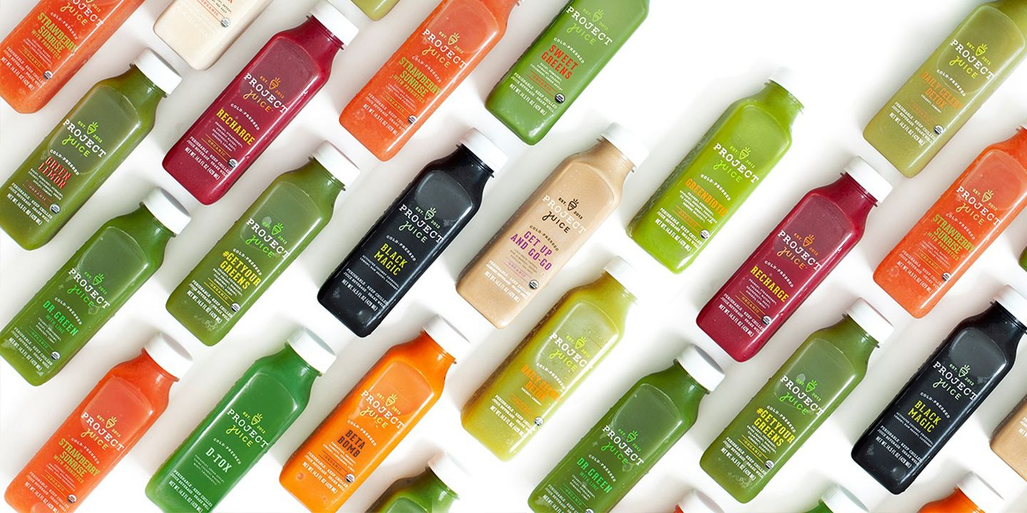 Kick-Start Your Wellness Goals in 2020 With These Best Juice Cleanses