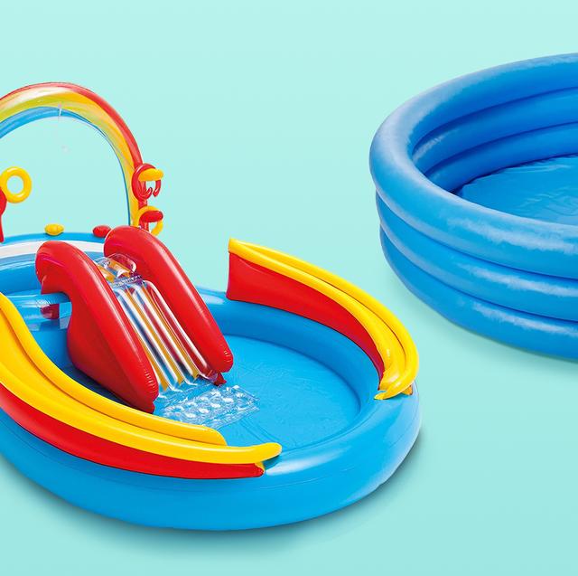 10 Best Kiddie Pools Inflatable And Plastic Baby Pools
